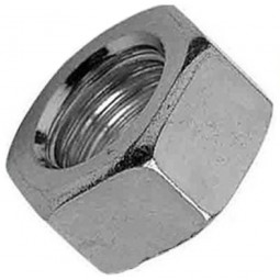 Hexagon Nuts Zinc Plated Steel