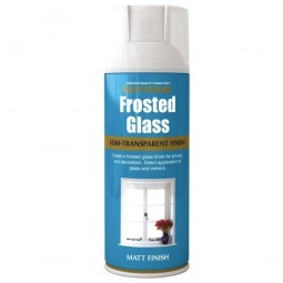 Rust-Oleum Frosted Glass Effect Spray Paint - 400ml