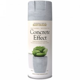 Rust-Oleum Natural Effects Spray Paint Concrete Effect Finish - 400ml
