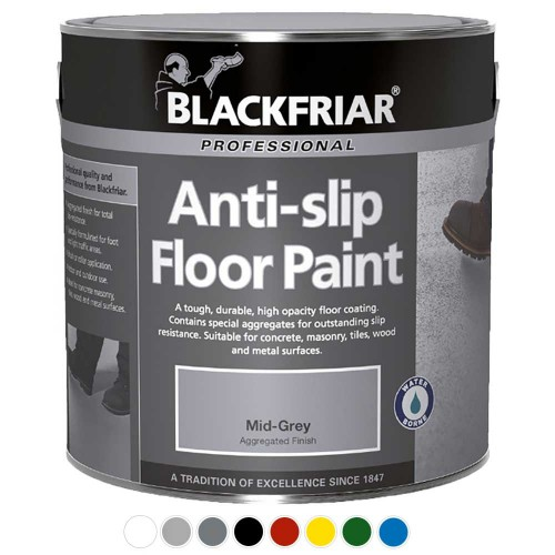 Outdoor Anti Slip Floor Coatings : Blackfriar anti slip floor paint indoor or outdoor