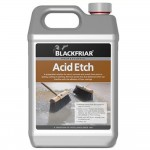 Blackfriar Acid Etch For Concrete Floors - 5 Litre