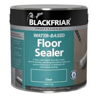 Blackfriar Floor Sealer Water Based - 5 Litres