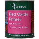 Bird Brand Red Oxide Primer - 1 Litre