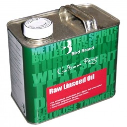 Bird Brand Raw Linseed Oil