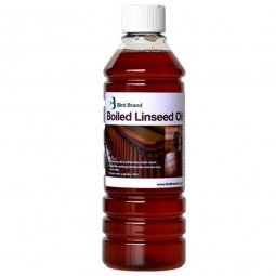 Bird Brand Boiled Linseed Oil
