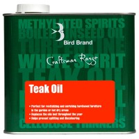 Bird Brand Teak Oil - 5 Litre