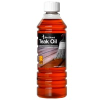 Bird Brand Teak Oil - 500ml