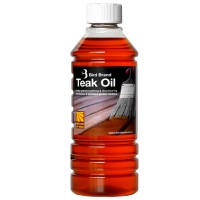 Bird Brand Teak Oil - 250ml