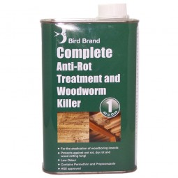 Bird Brand Complete Anti-Rot and Woodworm Killer