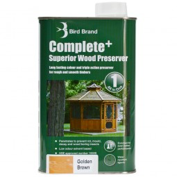 Bird Brand Complete+ Superior Wood Preserver