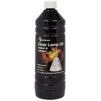 Bird Brand Clear Lamp Oil - 1 Litre