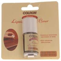 Colron Liquid Scratch Cover for Dark Wood - 14ml