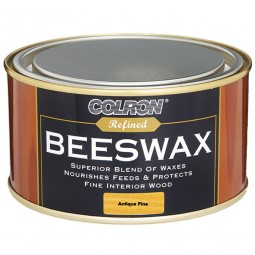 Colron Refined Beeswax Antique Pine - 400gm