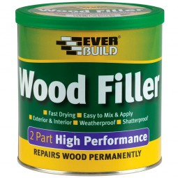 Everbuild Wood Filler High Performance
