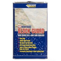 Everbuild Block Guard Paving Seal - 5 Litre