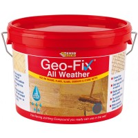 Geo Fix All Weather Paving Joint Compound Anthracite Black - 14Kg