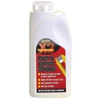 Everbuild X3 Paint and Varnish Stripper - 500ml