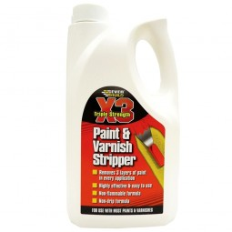 Everbuild X3 Paint and Varnish Stripper