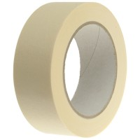 Faithfull Masking Tape 75mm x 50 Metre