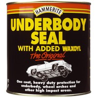 Hammerite Underbody Car Seal Tin - 1 Litre