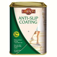 Liberon Anti Slip Decking and Stone Coating - 1 Litre
