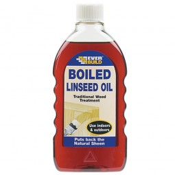 Everbuild Boiled Linseed Oil - 500ml