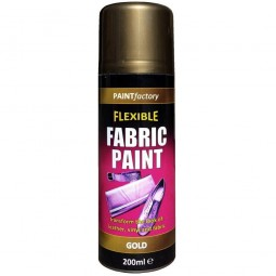 Paint Factory Flexible Fabric Spray Paint