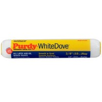 Purdy White Dove Paint Roller Cover Sleeve 12in - 3/8in Pile