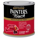 Rust-Oleum Painters Touch Toy Safe Paint Cherry Red - 250ml