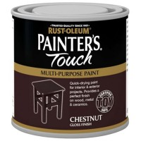 Rust-Oleum Painters Touch Toy Safe Paint Chestnut Gloss - 250ml