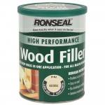 Ronseal Two-Pack Wood Filler Natural - 1KG