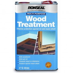 Ronseal Multi Purpose Wood Treatment - 5 Litre