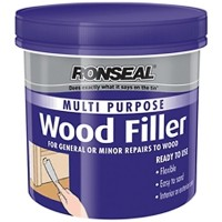 Ronseal Multi Purpose Wood Filler Dark - 465G