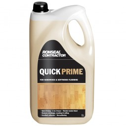 Ronseal Contractor Quick Prime - 5 Litre