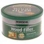 Ronseal Two-Pack Wood Filler Natural - 275G