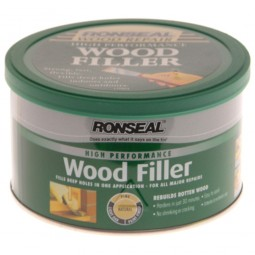 Ronseal Two-Pack Wood Filler Natural