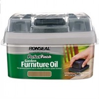 Ronseal Garden Furniture Oil 750ml - Natural