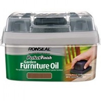 Ronseal Garden Furniture Oil 750ml - Teak