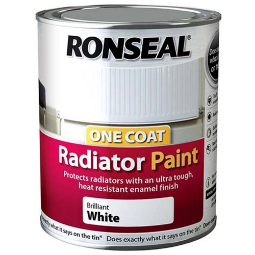 Ronseal One Coat Radiator Paint Review