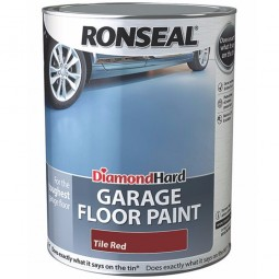 Ronseal Diamond Hard Garage Floor Paint Satin