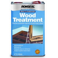 Ronseal Multi Purpose Wood Treatment - 2.5 Litre