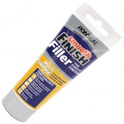 Ronseal Multi Purpose Smooth Finish Wall Filler Ready Mix Tube - 100g