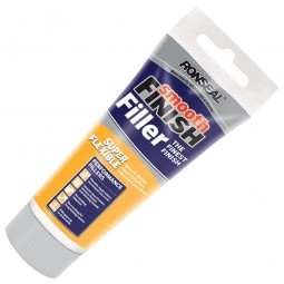 Ronseal Super Flexible Smooth Finish Wall Filler Ready Mix Tube - 330g