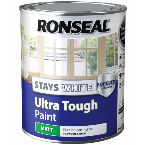 Ronseal Ultra Tough Paint Review