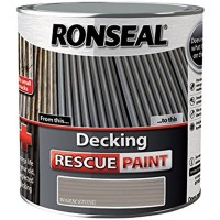 Ronseal Decking Rescue Paint Warm Stone 2.5 Litre
