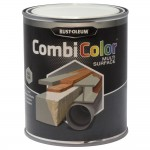 Rust-Oleum CombiColor Multi-Surface Paint 750ml Gloss Light Grey RAL7035