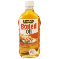 Rustins Linseed Oil Boiled - 125ml