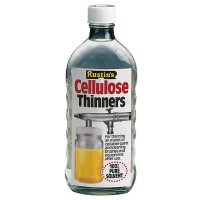 Rustins Cellulose Lacquer Thinners - 500ml