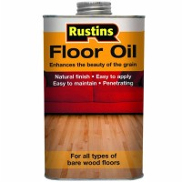 Rustins Floor Oil - 1 Litre