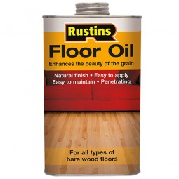 Rustins Floor Oil - 5 Litre